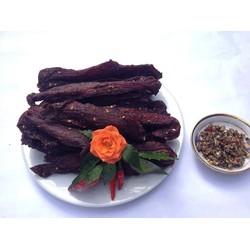 Đặc sản Tây Bắc Ngon: Thịt trâu gác bếp - Thịt lợn gác bếp