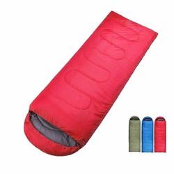 [ TÚI NGỦ MÀU XANH ] Túi ngủ văn phòng - túi ngủ du lịch tiện lợi