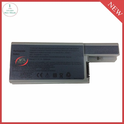 Pin Laptop Dell MM156