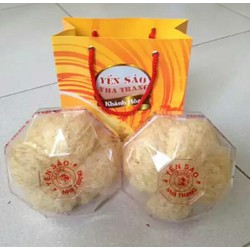 Yến Sào Nha Trang 100g làm sạch không đóng hộp quà