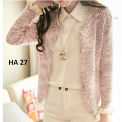 Áo khoác len, cardigan nữ, hàng nhập, chất đẹp