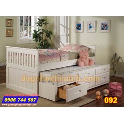 Giường 2 tầng trẻ em giá rẻ 092