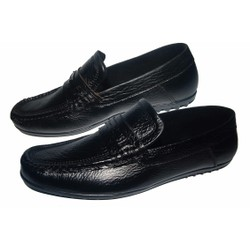 Giày mọi nam da bò thật. Bảo hành 12 tháng. MS:M89