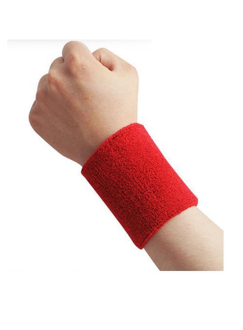 Băng chắn mồ hôi tay ZENO - đỏ 1