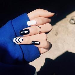 Dán móng tay - Nail sticker