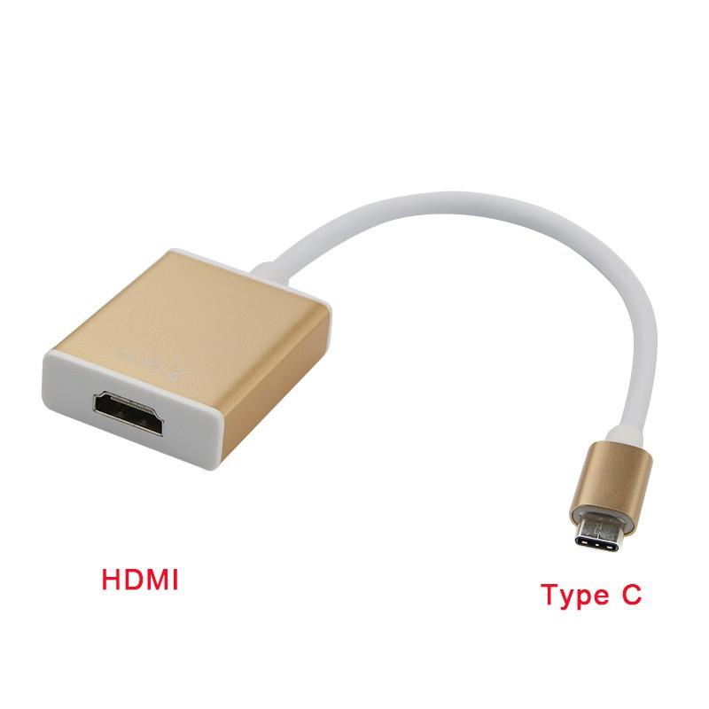 CÁP CHUYỂN TYPE-C RA HDMI CAO CẤP 2