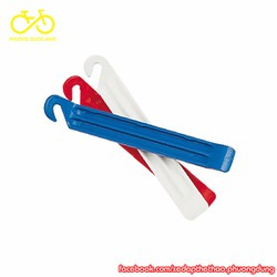 Bộ nạy bấy lốp xe đạp Zefal 3 màu trắng xanh đỏ