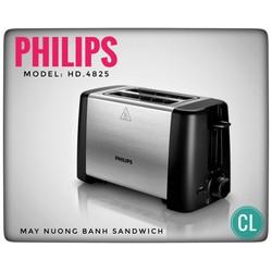 Máy nướng bánh PHILIPS Hd4825 hàng nhập khẩu