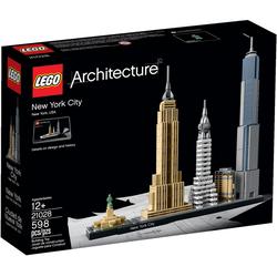 Đồ chơi xếp hình Lego Architecture 21028 - New York City