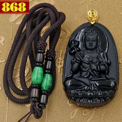 Vòng cổ mặt Phật size lớn Đại Thế Chí Bồ Tát - Phật bản mệnh