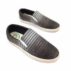 Giày lười chất liệu vải thanh lịch  thời trang