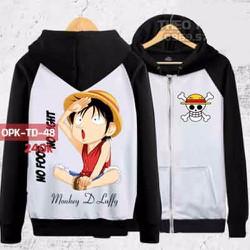 Áo Khoác One Piece Luffy