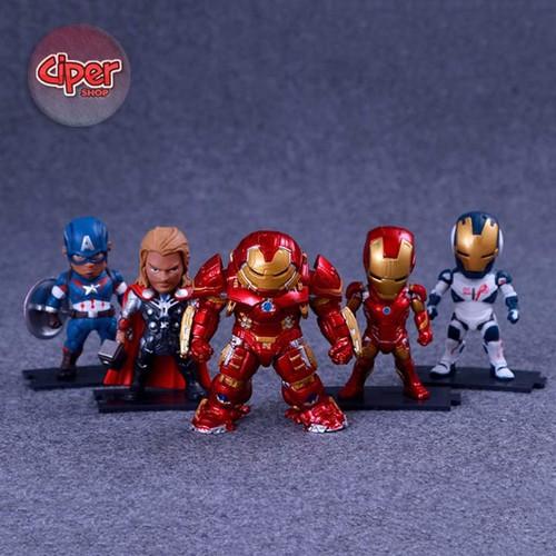 Bộ 5 nhân vật The Avengers - 10458880 , 7299916 , 15_7299916 , 269000 , Bo-5-nhan-vat-The-Avengers-15_7299916 , sendo.vn , Bộ 5 nhân vật The Avengers