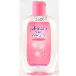 Nước hoa Johnson Baby màu hồng 125ml