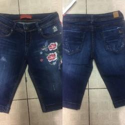 quần jeans lửng xuất khẩu