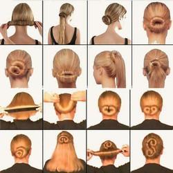 Kẹp búi tóc đa năng