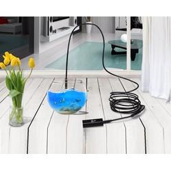 Camera nội soi phát Wifi độ nét cao HD720p cáp cứng định hình dài 5m