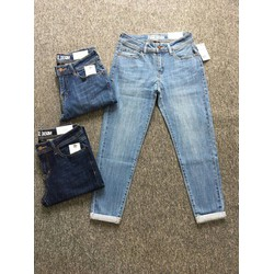quần jeans baggy trơn