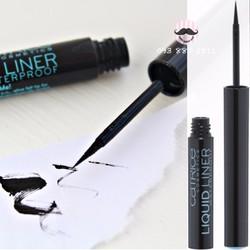 Kẻ mắt nước Liquid Liner Waterproof Catrice