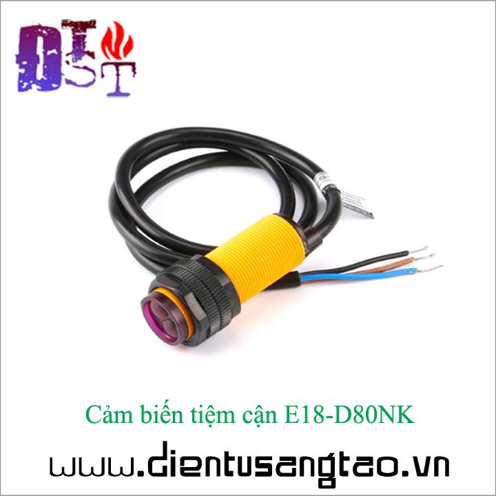Cảm biến tiệm cận E18-D80NK 1
