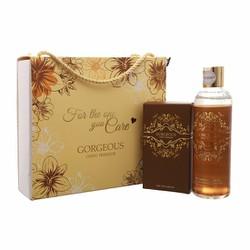 Hộp quà nước hoa và sữa tắm Cindy premium - Gorgeous