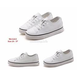 Giày bé gái, giày học sinh đi học đi chơi GA13