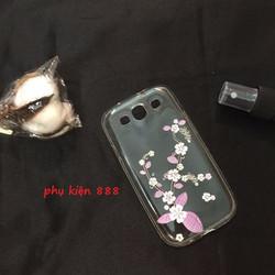 Ốp lưng Samsung Galaxy S3 dẻo hoa