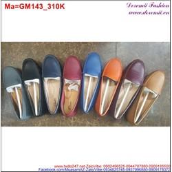 Giày mọi nữ nhiều màu sắc trẻ trung GM143