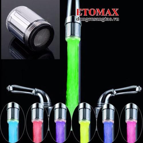 Vòi nước phát sáng đổi màu - 10415744 , 7294874 , 15_7294874 , 80000 , Voi-nuoc-phat-sang-doi-mau-15_7294874 , sendo.vn , Vòi nước phát sáng đổi màu
