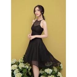 Đầm Yếm Đuôi Tôm