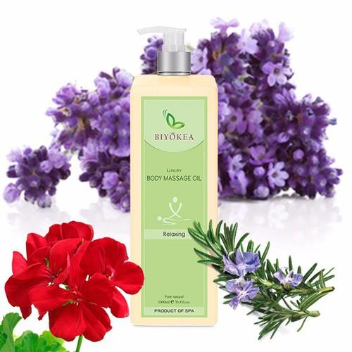 Dầu Massage Body Luxury - Relaxing Oil - thư giãn