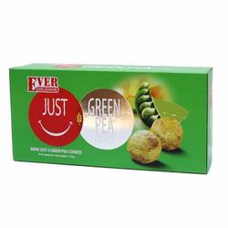 Bánh quy Đậu Hà Lan Ever J.U - 150g - Nhập khẩu Malaysia