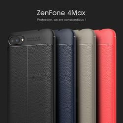 Ốp lưng Asus Zenfone 4 Max Pro ZC554KL vân da cao cấp hiệu Likgus