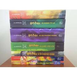 Harry Potter Trọn Bộ 7 Tập