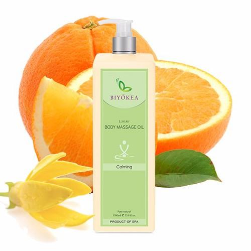 Dầu Massage Body Luxury - Calming Oil - làm dịu