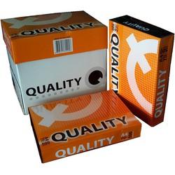 Giấy in A4 Quality 70gsm thùng 5 ream