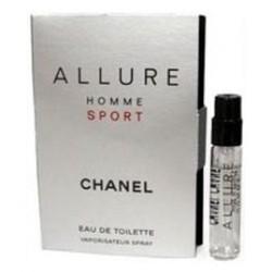 Mẫu thử nước hoa Nam Chanel Allure Homme Sports - Bill Pháp