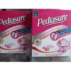 siro ăn ngon Pediasure giúp be ăn ngon ngủ tốt thông minh
