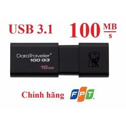 USB Kingston DataTraveler 100 G3 16GB