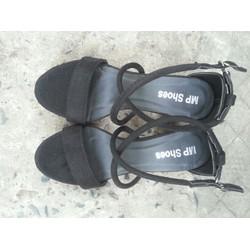 Giày nhung cao cấp