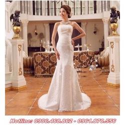 váy cưới cúp ngực ôm body AC289