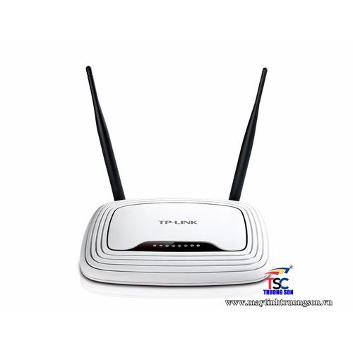 Bộ phát Wifi không dây TPLink TL-WR841N 2 Dâu - 5089107 , 7311446 , 15_7311446 , 295000 , Bo-phat-Wifi-khong-day-TPLink-TL-WR841N-2-Dau-15_7311446 , sendo.vn , Bộ phát Wifi không dây TPLink TL-WR841N 2 Dâu