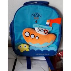 Hàng khuyến mãi -  Balo đeo mẫu giáo Nan Kid 4