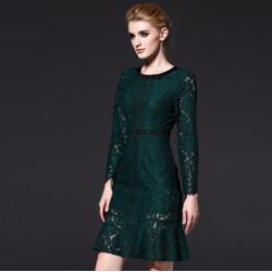 Đầm ren dự tiệc cao cấp - giá 1.150k -D16509