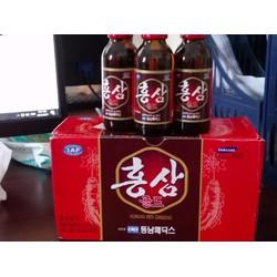 Nước Hồng Sâm Hàn Quốc Korean Red Ginseng