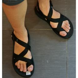 Giày Sandal Vento Chính Hãng NV65 Vải Dù cho Nam