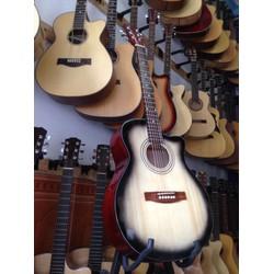 Đàn guitar acoustic có ty giá rẻ
