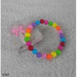 vòng tay phong thủy  sắc màu may mắn