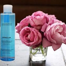 Nước hoa hồng se khít lỗ chân lông dành cho da dầu mụn La Roche Posay