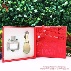 Set Nước Hoa Dior Mini EDP 5ml